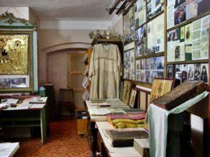 В музее Православный Мышкин