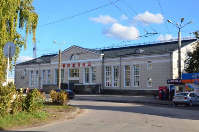 Вокзал Дзержинска