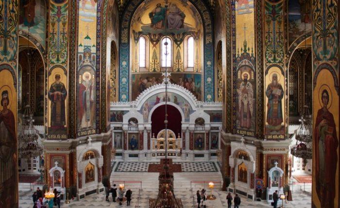 Вознесенский кафедральный собор -01