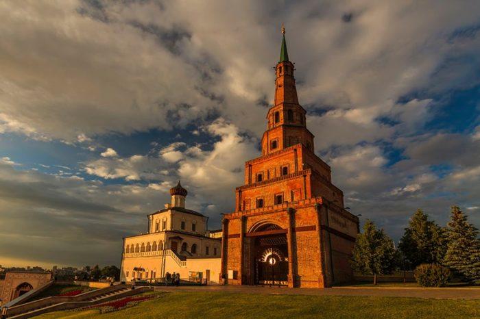Сторожевая башня Сююмбике'