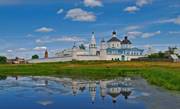 Бобренёв монастырь Рождества Богородицы