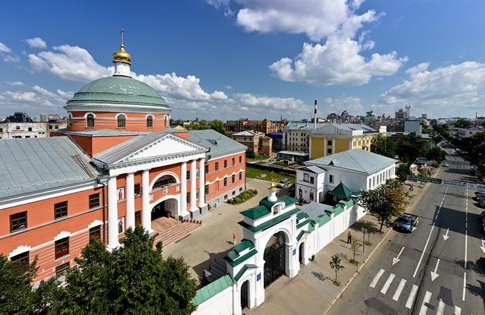 Богородицкий монастырь в Казани
