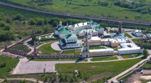 Богоявленский Староголутвин монастырь
