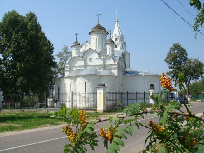 Церковь Иоанна Предтечи в Коломне