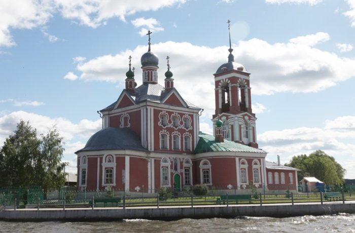 Церковь Сорока Мучеников в Переславль-Залесском