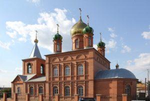 Церковь Троицы Живоначальной (Свято-Троицкая церковь)