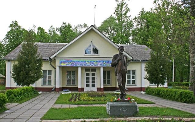 Чехов Достопримечательности фото что посмотреть за день туристические маршруты