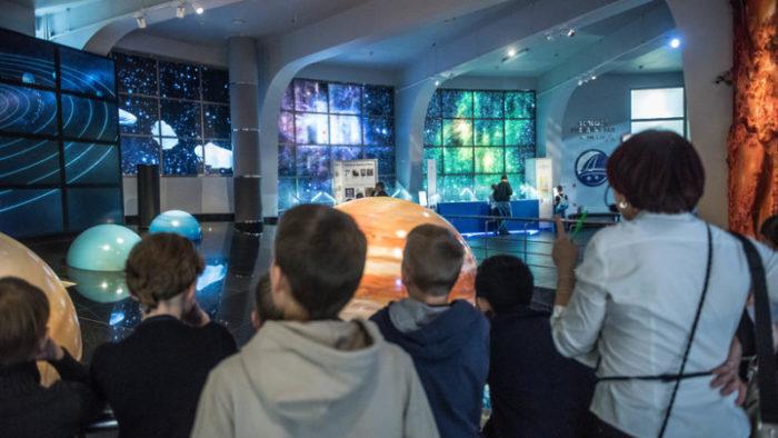 Куда в Москве сходить с ребенком 7-12 лет