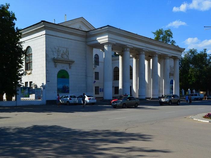 Дворец культуры имени Гагарина