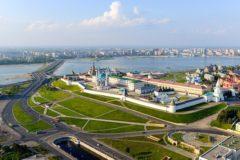 Городской округ, город Казань: достопримечательности