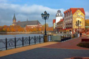 Городской округ, Калининград: достопримечательности