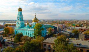 Казанский кафедральный собор вместе с городом пережил ряд исторических эпох.