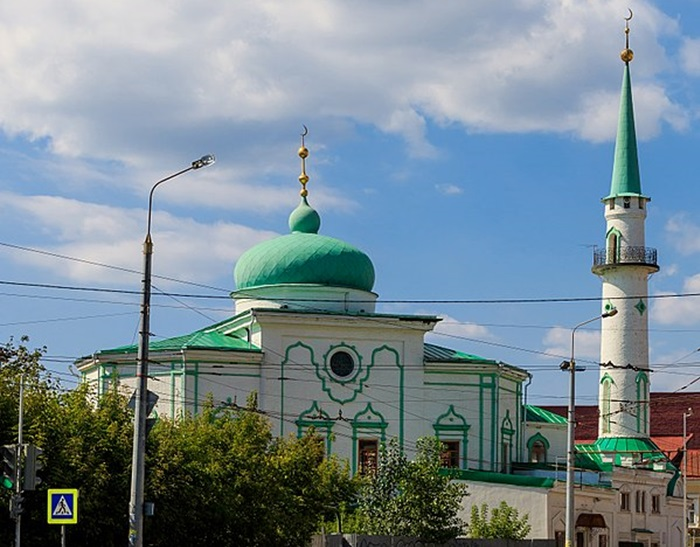 Мечеть Нурулла