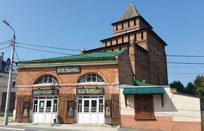 Музей «Коломенский Калачъ»