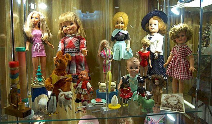 Музей любимой игрушки в Коломне
