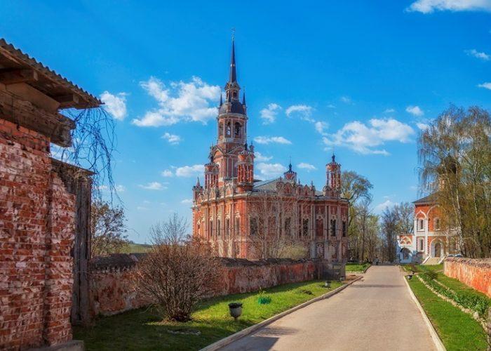 Ново-Никольский собор удалось восстановить в первозданном виде