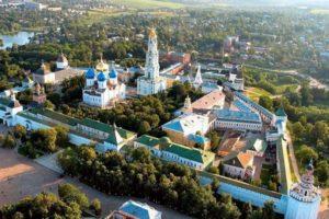 Сергиев Посад: достопримечательности, что посмотреть за один день