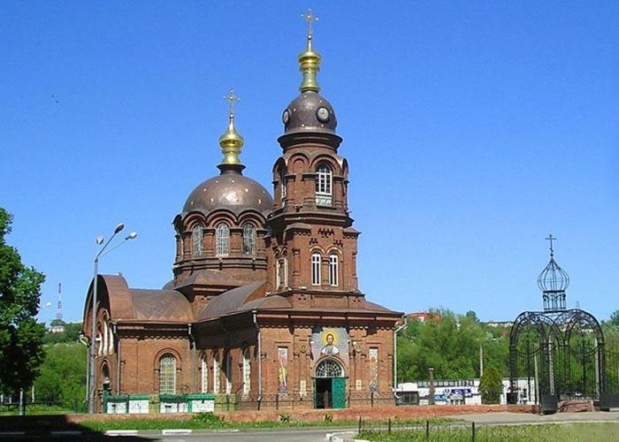 Собор Александра Невского в Старом Осколе