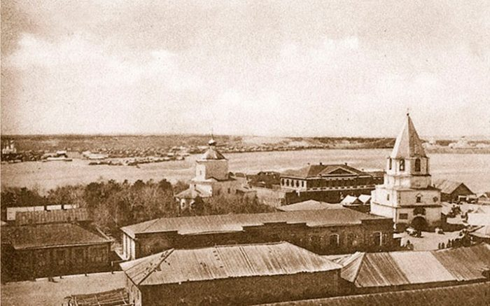 Сызрань фото 19 века.