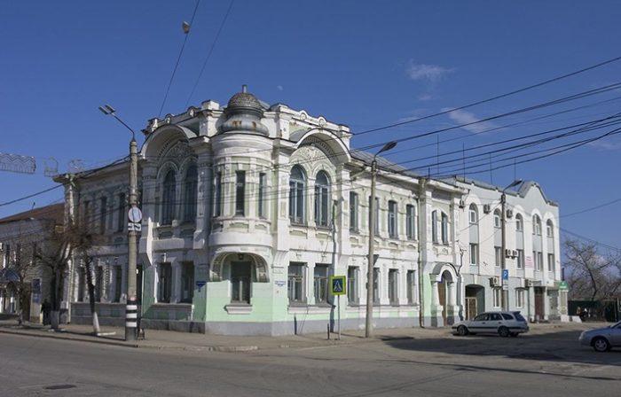 Усадьба Сыромятниковых – архитектурная жемчужина Сызрани.