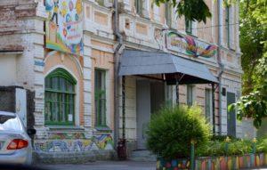 Здание бывшего Станичного правления и Дворянского клуба