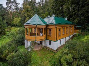Дом-музей Пришвина