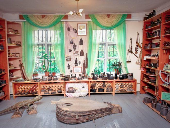 Экспонаты музея «Дом графини Паниной»