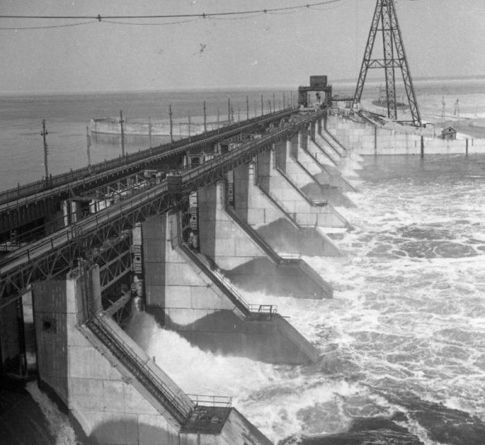 Горьковская ГЭС