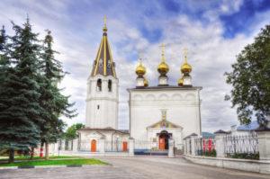 Городецкий Феодоровский монастырь