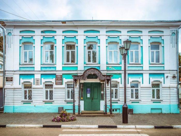 Городецкий краеведческий музей