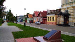 Музейный квартал Городца