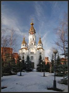 Церковь Боголюбской иконы Божией Матери