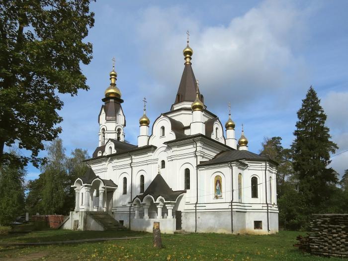 Церковь Гребневской иконы Божьей Матери