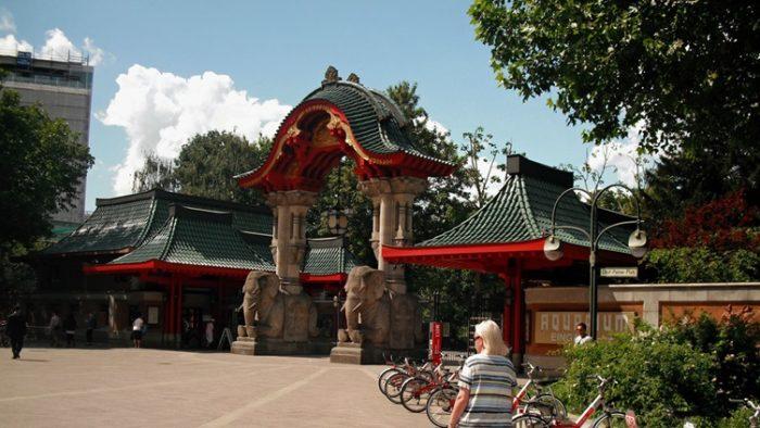 Берлинский зоопарк (Zoologischer Garten Berlin)