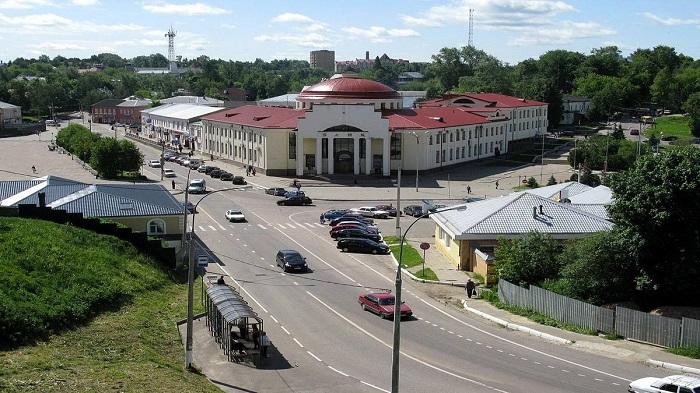 Центр города