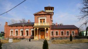 Дом Чайковского