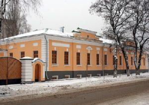 Дворец Александра I