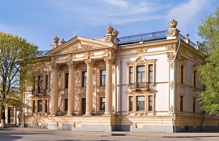 Дворец Алфераки, ныне – Краеведческий музей