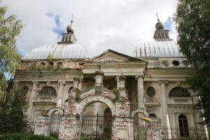 Дворянские усадьбы в селе Ярополец (2)