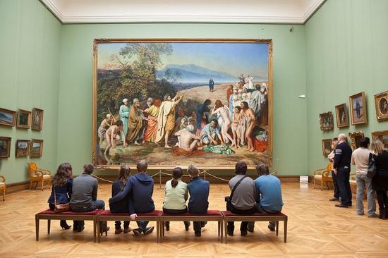 Художественные музеи