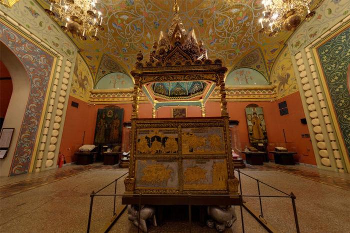 Исторические музеи Москвы
