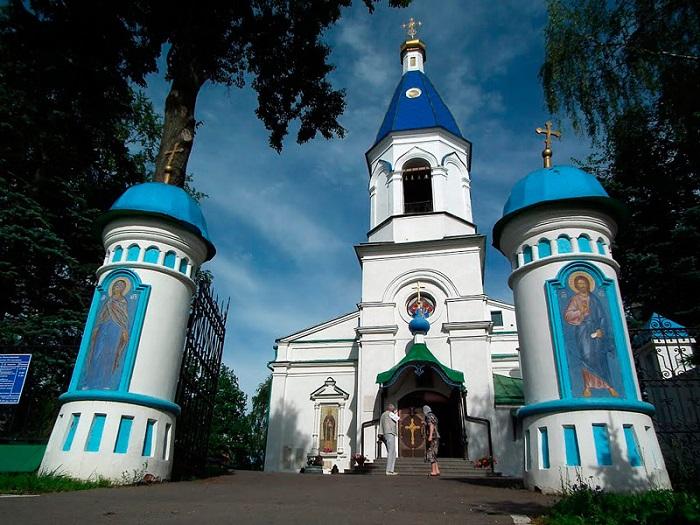Храм Рождества Пресвятой Богородицы на Возмище