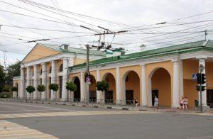 Исторический центр Рязани