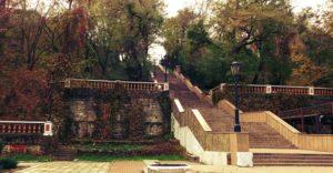 Каменная лестница(«Депальдовская лестница»)