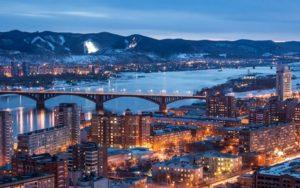Красноярск: достопримечательности города