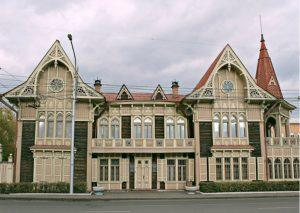 Литературный музей имени В. П. Астафьева