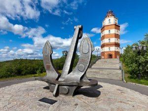 Мемориал невернувшимся морякам