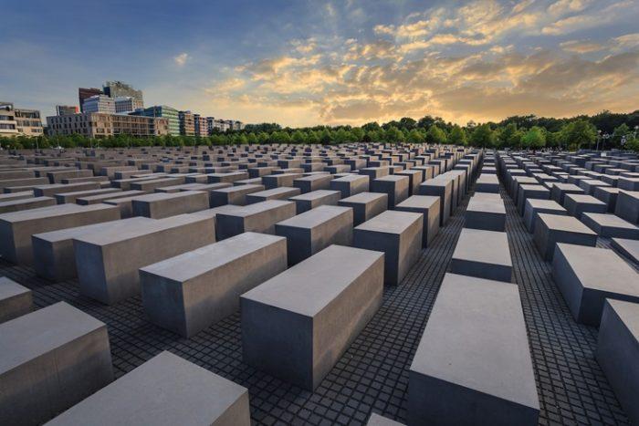 Мемориал жертв Холокоста в Берлине