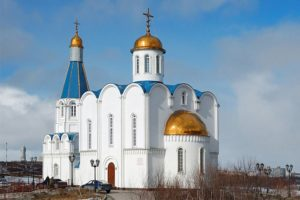 Морской православный храм Спаса-на-водах