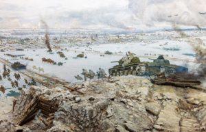 Музей-диорама «Прорыв блокады Ленинграда»